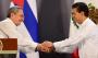 Cuba y México:    afecto fraternal eindestructuble