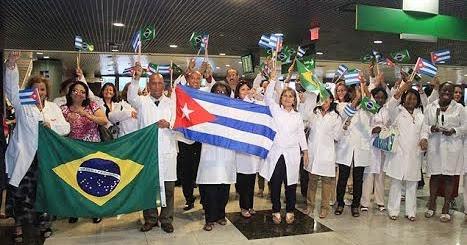 Resultado de imagen para mais medicos cubanos